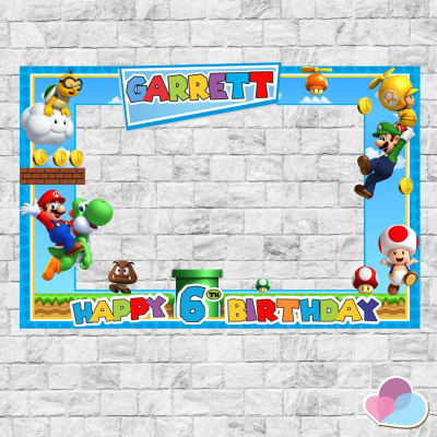 Super Mario Bros Photo...