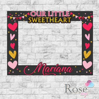 Printable Sweetheart photo...